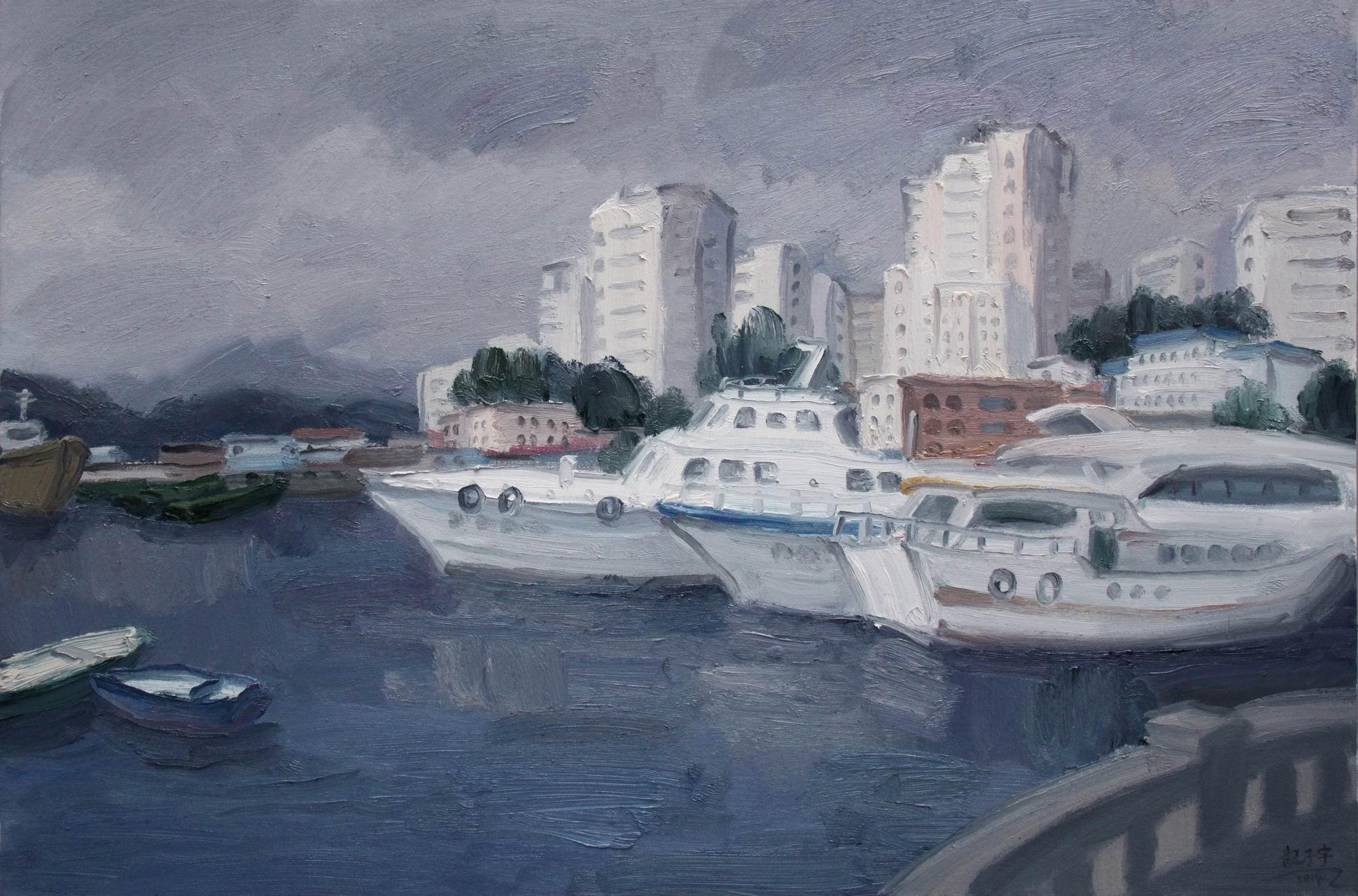 惠州渔人港