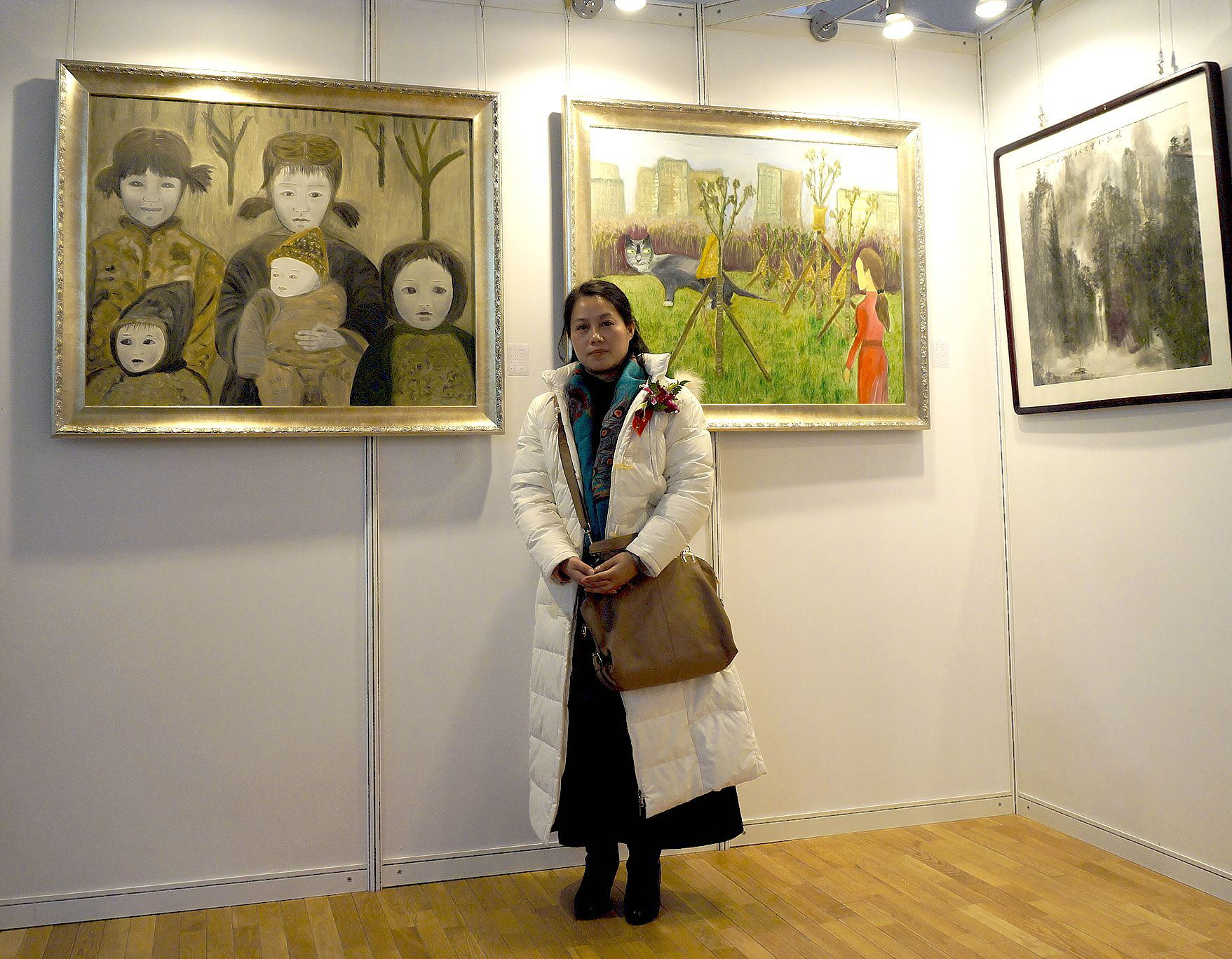 北京水立方作品展览