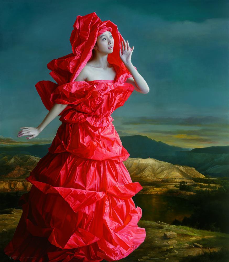 红纸新娘.在那遥远的地方