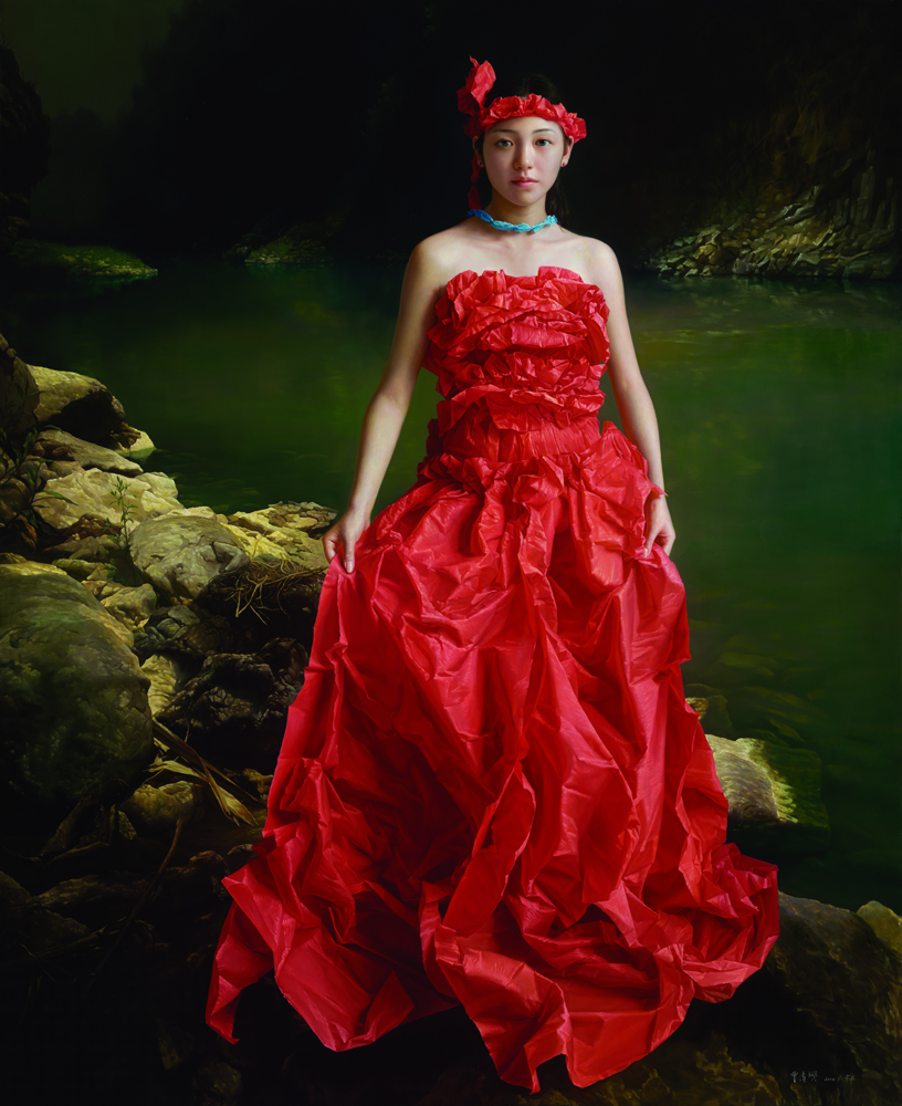 红纸新娘.翡翠谷