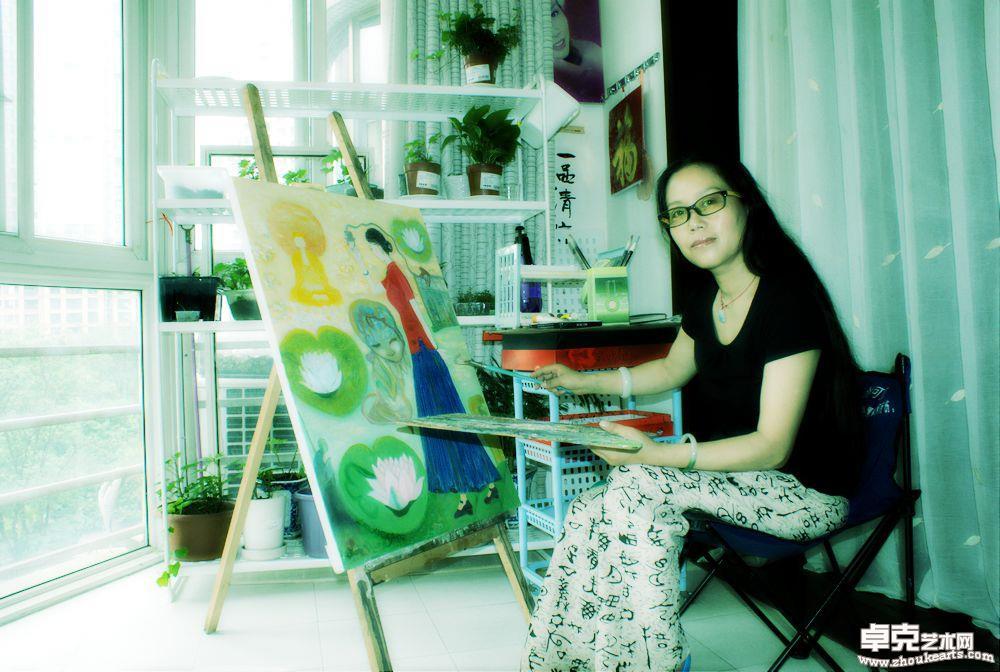 画画的日子