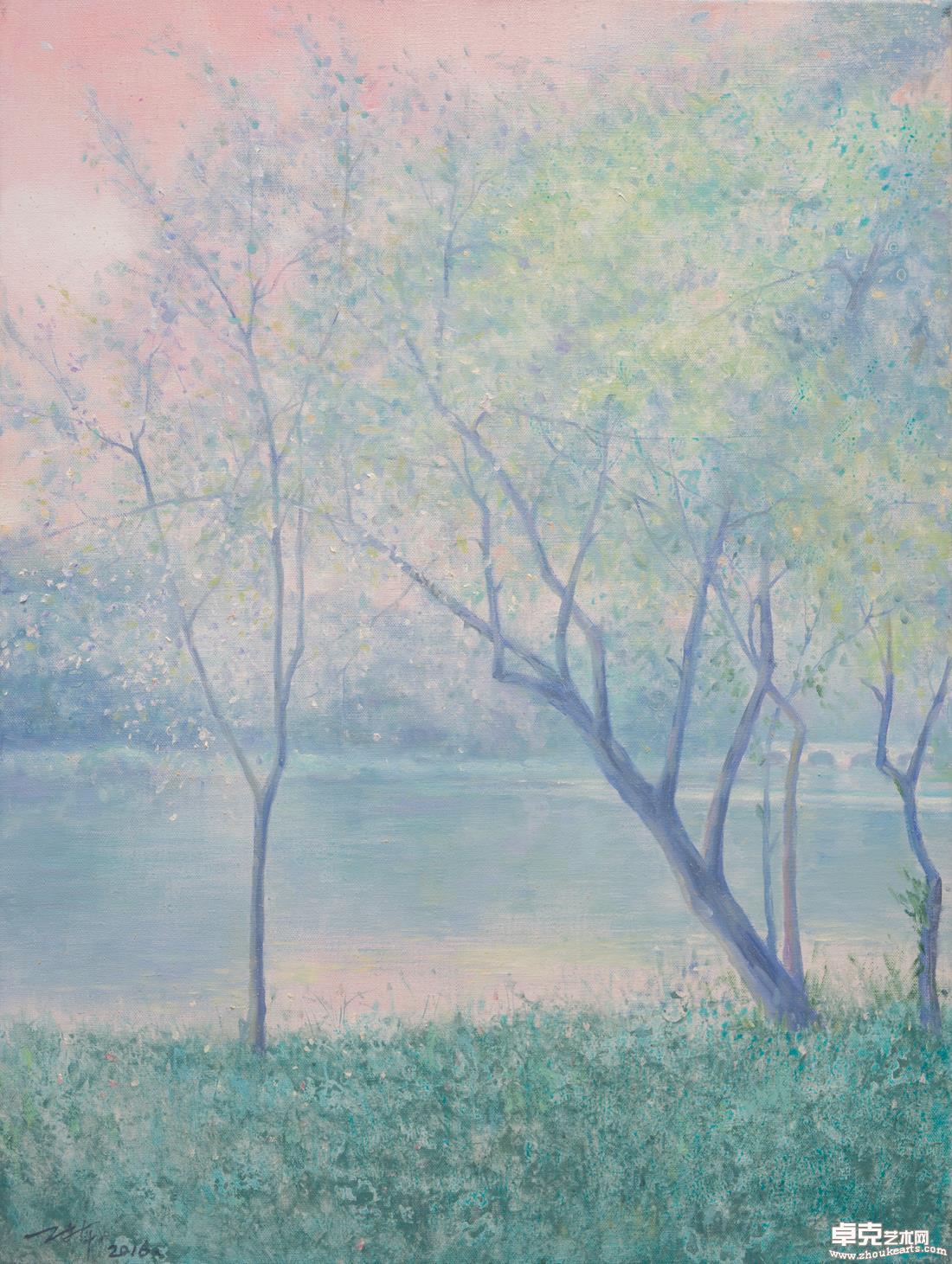 鹿湖之春No.2