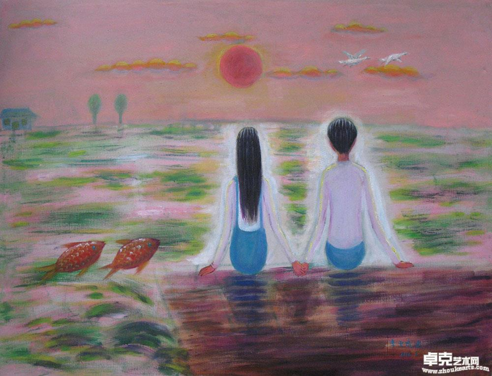 童话之夕阳二