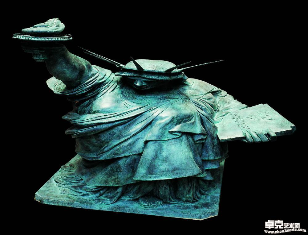 后文艺复兴—自由女神像