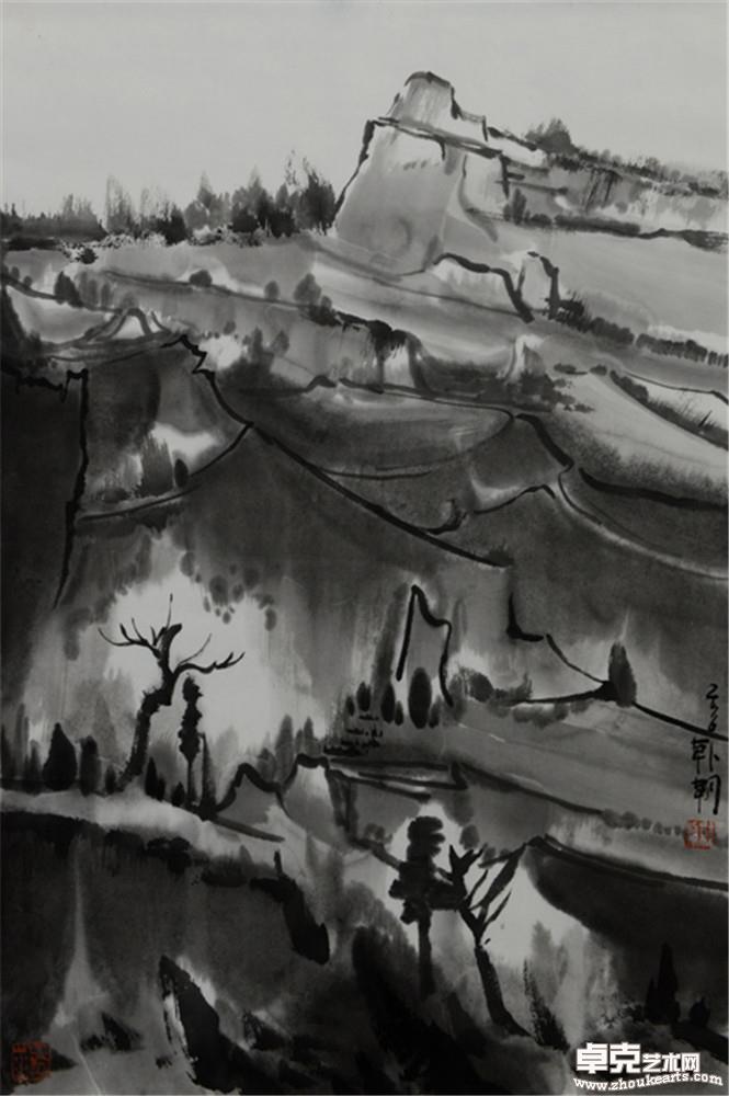 夜山系列之石寨