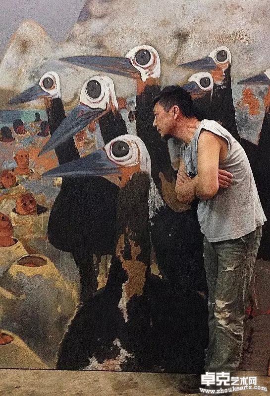 2014,北京环铁艺术城工作室