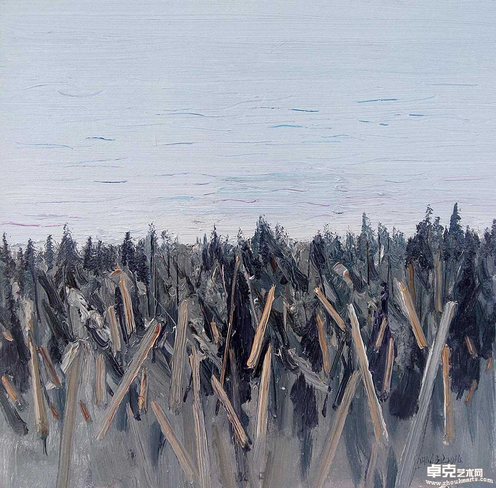 《东北黑松林》