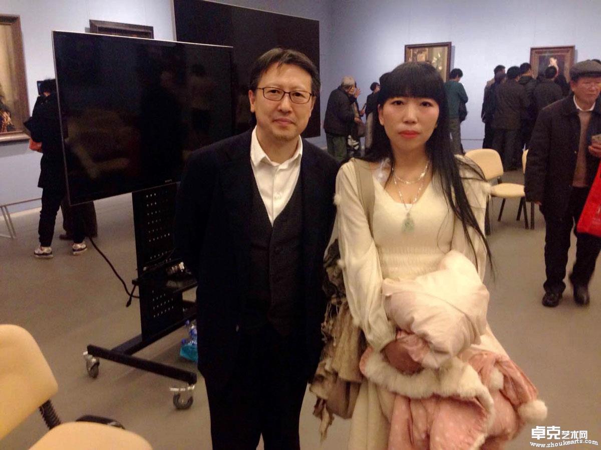 李贵君、杨倩