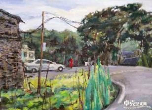 粤北小山村