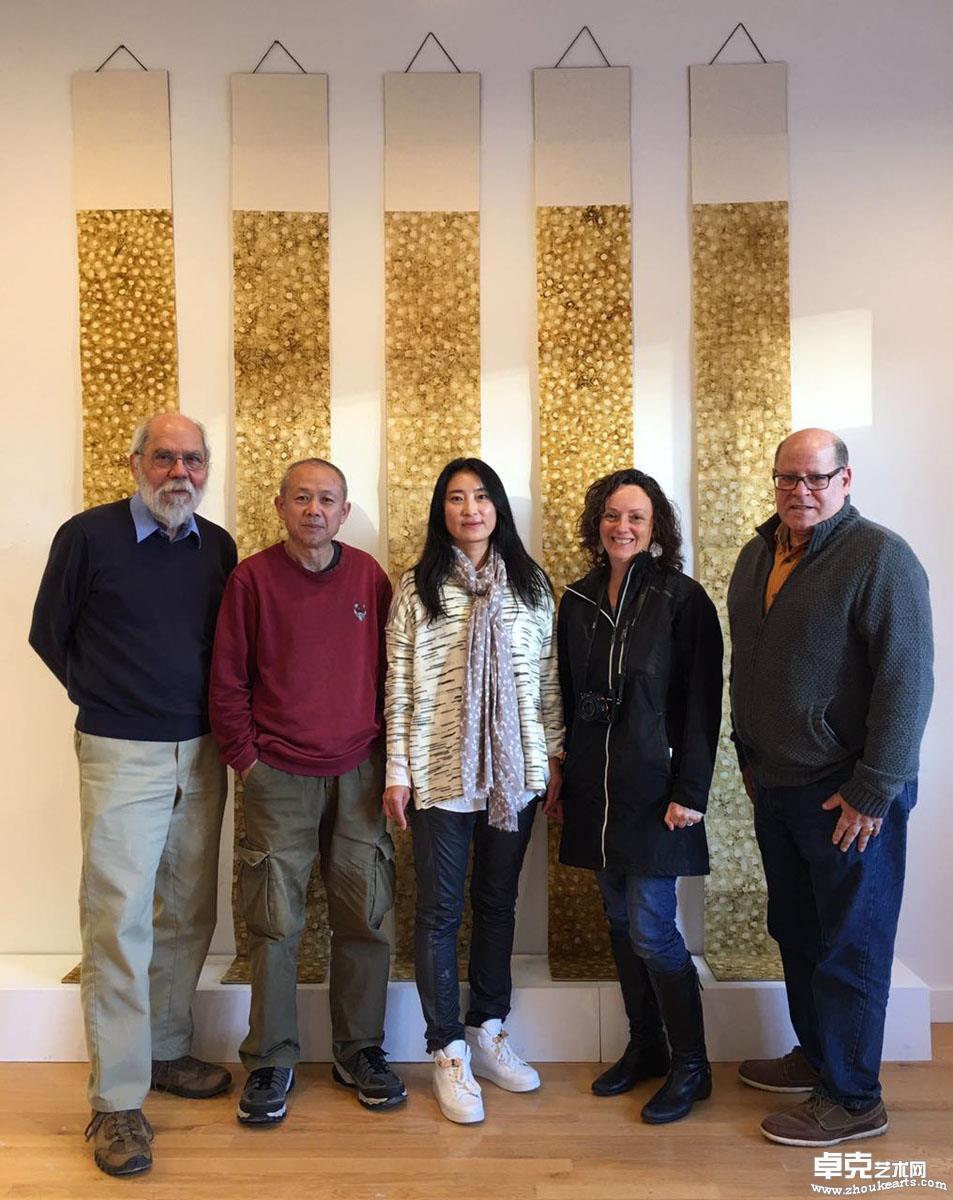 2016孙佰钧艺术展  纽约 哈德逊国际艺术中心2
