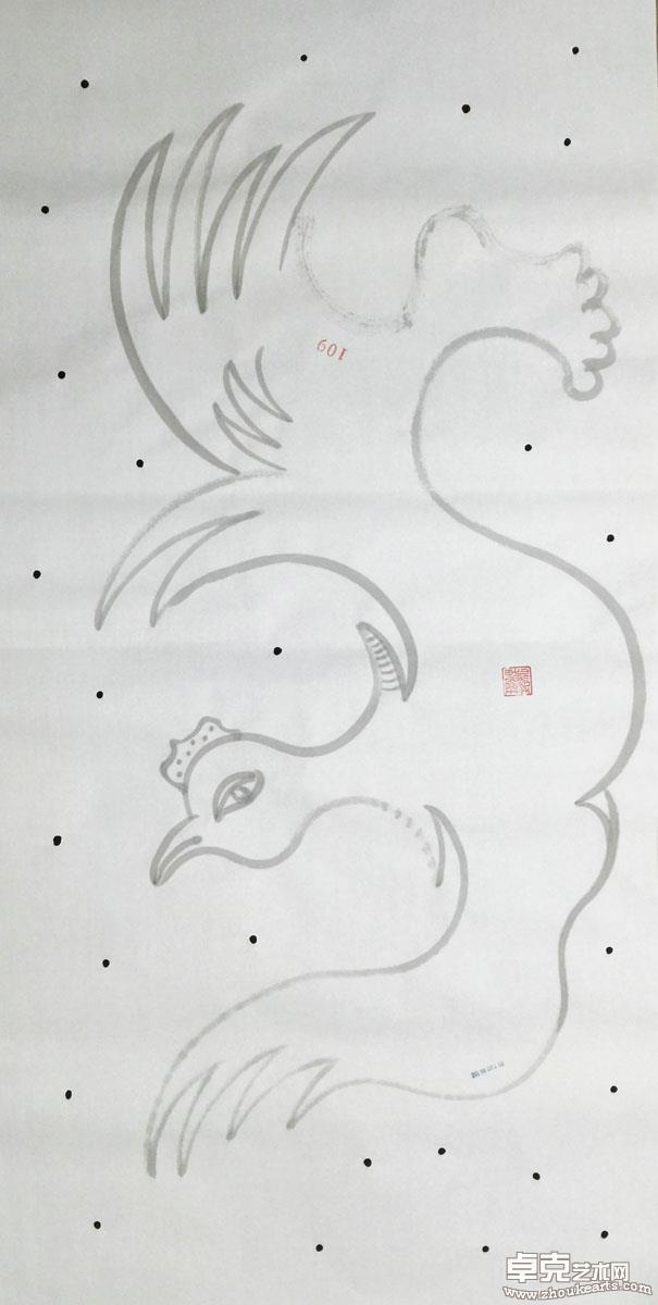 妖鸡系列作品之109号