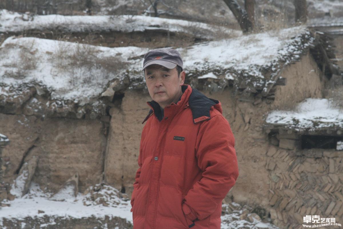 2012年三月陕北安塞