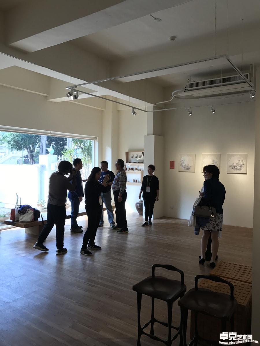 台湾展览~展览现场